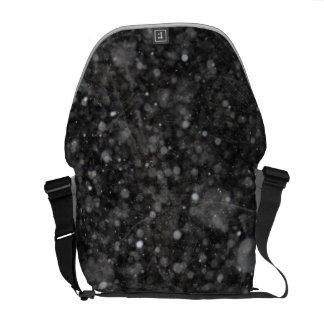 Bolso de la escama de la nieve del invierno bolsas de mensajeria
