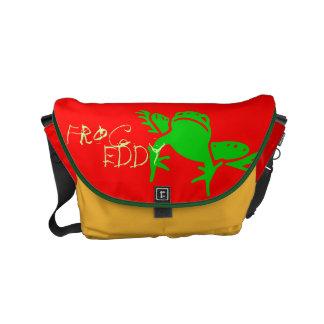 bolso de la escuela del niño del remolino de la bolsas de mensajería