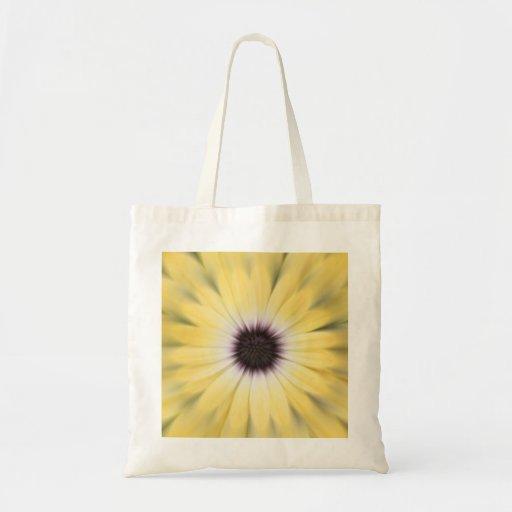 Bolso de la explosión de la flor bolsas de mano