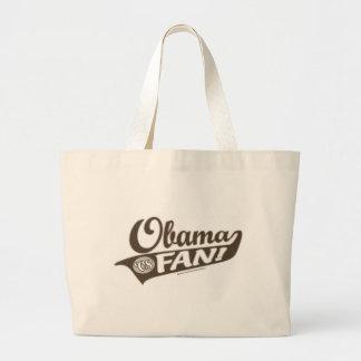 Bolso de la fan de Obama Bolsa