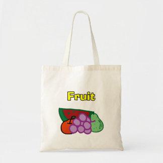 Bolso de la fruta bolsa