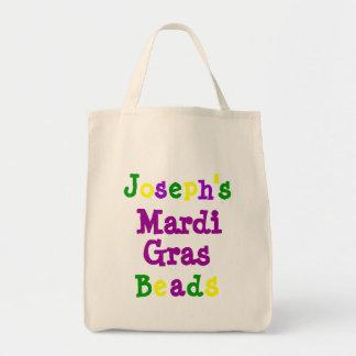 Bolso de la gota del carnaval bolsa tela para la compra