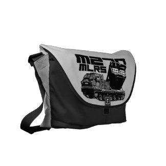 Bolso de la impresión exterior del MLRS M270 Bolsa De Mensajería