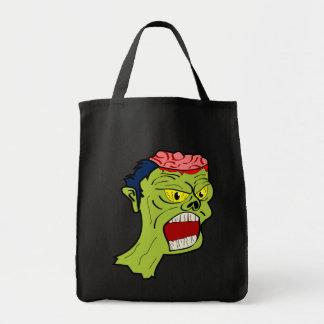 Bolso de la invitación de Halloween, bolsos de Bolsa Lienzo