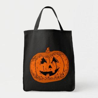 Bolso de la invitación de Halloween, bolsos de Bolsa De Mano