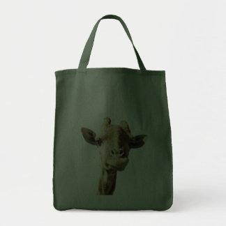 Bolso de la jirafa bolsa