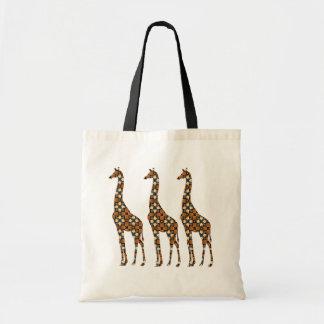 Bolso de la jirafa de Florilla Bolsa