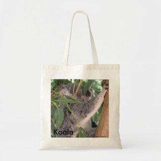 Bolso de la koala bolsa de mano