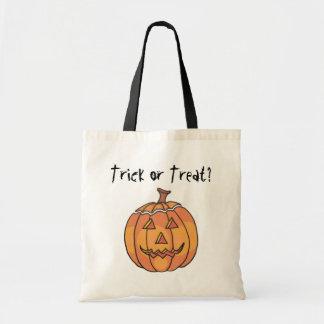 Bolso de la lona de Halloween