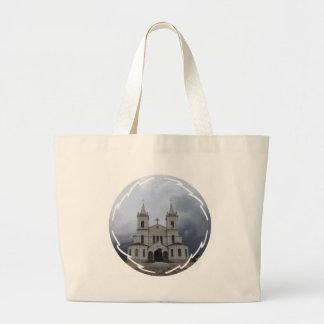 Bolso de la lona de la catedral bolsa
