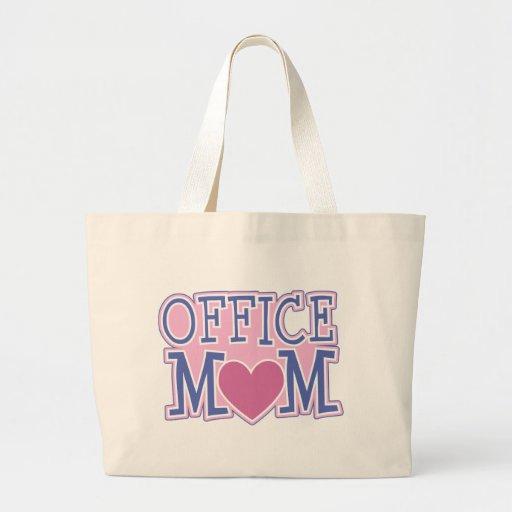 Bolso de la mamá de la oficina bolsas de mano