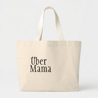 Bolso de la mamá de Uber Bolsa Tela Grande