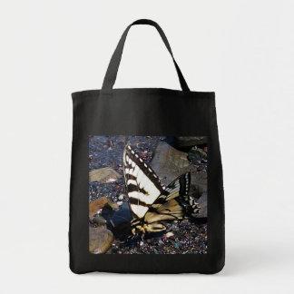 Bolso de la mariposa 1 de Swallowtail del tigre Bolsas De Mano