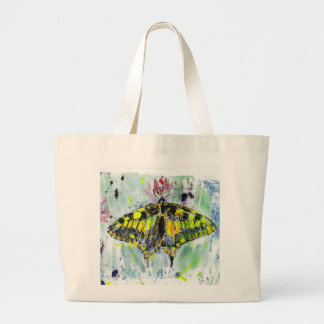 Bolso de la mariposa de Swallowtail Bolsa Tela Grande