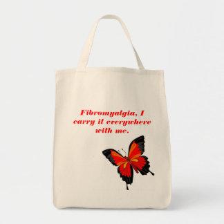 Bolso de la mariposa del Fibromyalgia