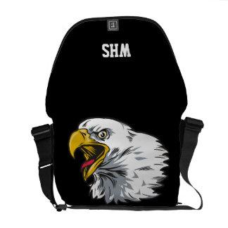Bolso de la mascota de Eagle - SRF Bolsa Messenger
