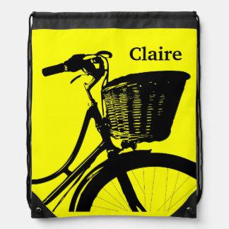 bolso de la mochila del ciclo de los motoristas