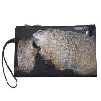 Bolso de la muñeca de Groundhogs del mascota