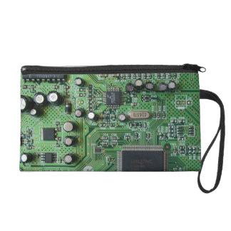 Bolso de la muñeca de la placa de circuito