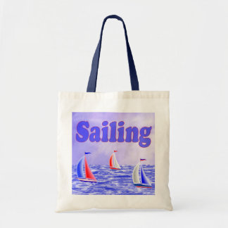Bolso de la navegación bolsa tela barata