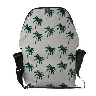 Bolso de la palmera bolsas de mensajería