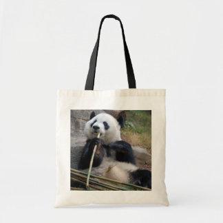 Bolso de la panda bolsa tela barata