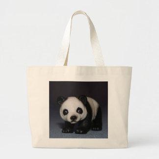Bolso de la panda del juguete bolsa