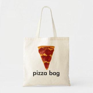 bolso de la pizza bolsa tela barata