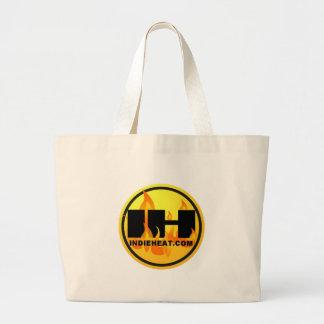 bolso de la playa de Indieheat.com Bolsa Tela Grande