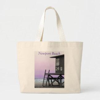 Bolso de la playa de Newport de la torre del salva Bolsa Tela Grande