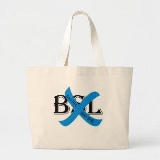 Bolso de la prohibición BSL Bolsa Tela Grande