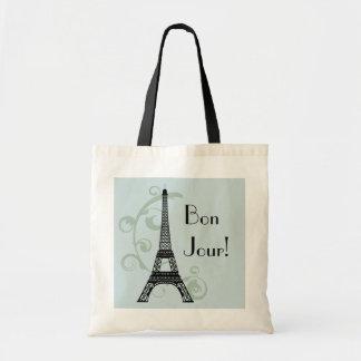 Bolso de la torre Eiffel Bolsas