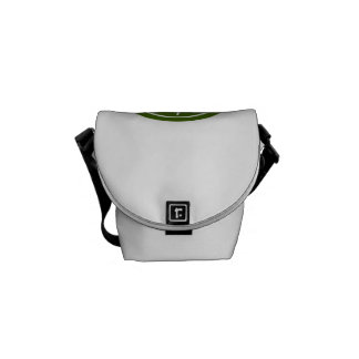 bolso de la unión de la mala hierba bolsa de mensajeria