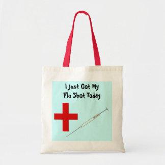 Bolso de la vacuna de la gripe bolsa tela barata