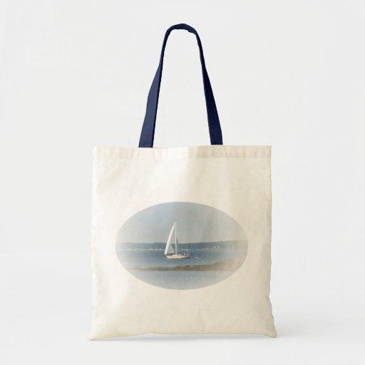 Bolso de la vela del océano bolsas