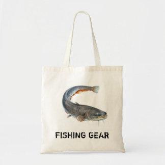 """Bolso """"de las artes de pesca"""" bolsa tela barata"""