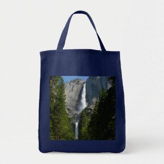 Bolso de las cataratas de Yosemite Bolsa Lienzo