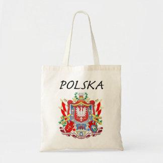 Bolso de las ciudades de Polska tres Bolsas