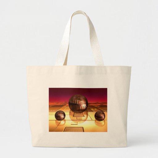 Bolso de las esferas bolsas de mano