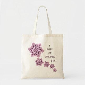 bolso de las flor-cometa-compras del verano bolsa tela barata