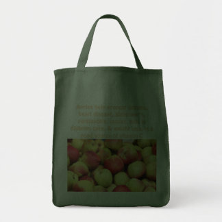 bolso de las manzanas bolsa de mano