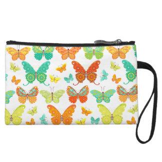 Bolso de las mariposas de Boho mini