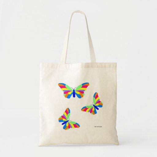 Bolso de las mariposas del baile bolsa