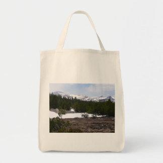 Bolso de las montañas de Sierra Nevada y de ultram Bolsas De Mano
