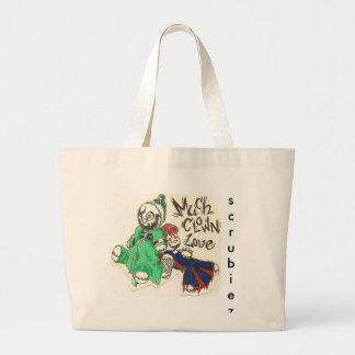 bolso de las muñecas de trapo bolsa de mano