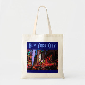 Bolso de las noches de New York City Bolsa
