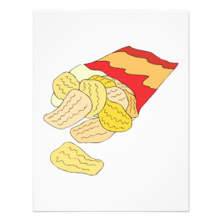 bolso de las patatas fritas comunicado