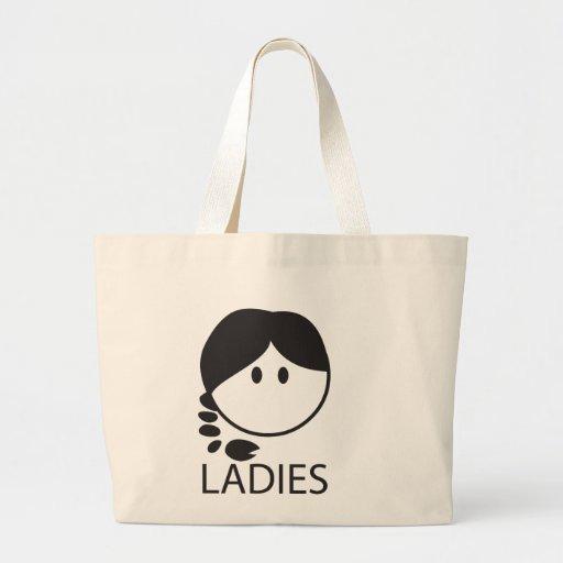 Bolso de las señoras bolsas
