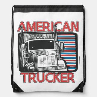 Bolso de lazo americano de los conductores de mochila