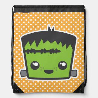 Bolso de lazo de Kawaii Frankenstein Mochila
